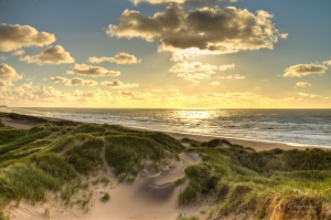 North_Sea_coast_(Denmark) by magnetismus, CCA 2.0